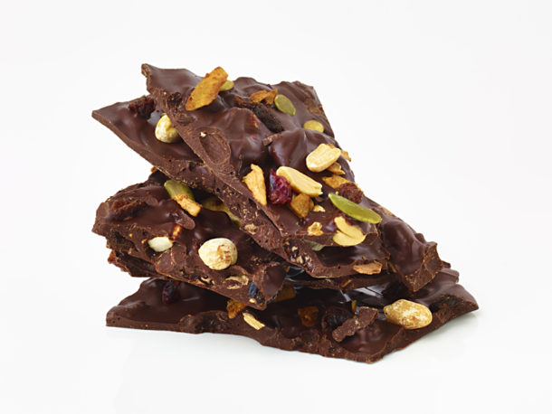 Dark Chocolate Bark /Chocolate Confections