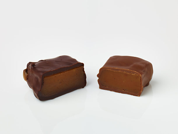 Maple Caramels /Chocolate Confections