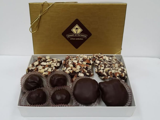 Mini Trio Chocolates