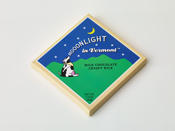 Mooonlight in Vermont Chocolate Bars /Chocolate Confections