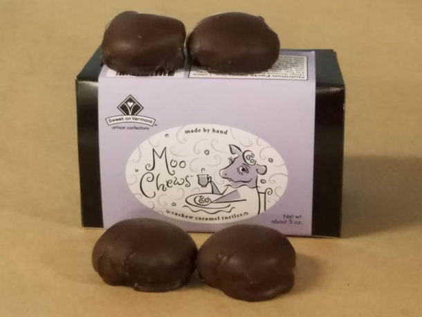 4pc Moo CHews