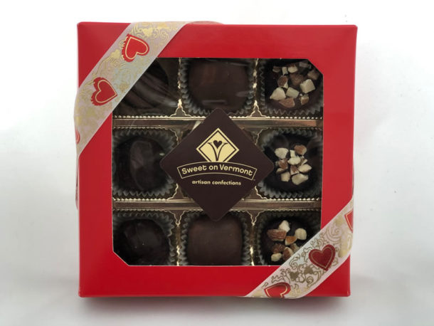 Valentine's Day Bon Bon Assortment - Sweet on Vermont