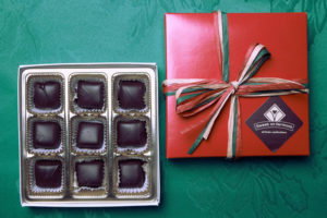 Christmas Bon Bons / Gourmet Artisan Christmas Chocolate Confections