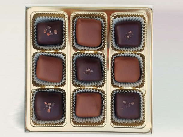 Truffle or Caramel Assortment